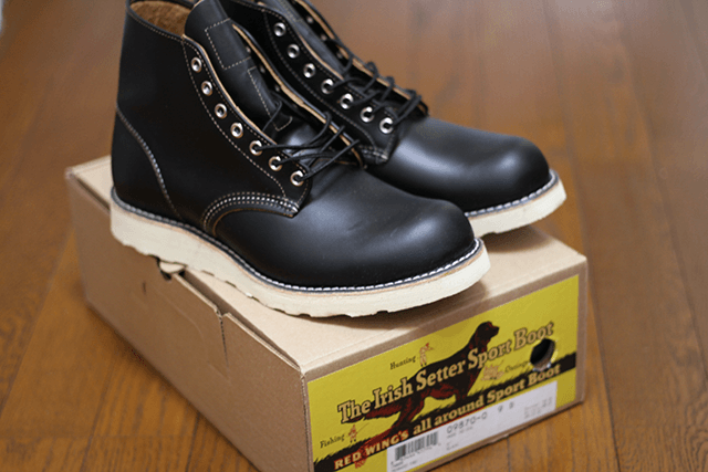 RED WING Irish Setter 9870